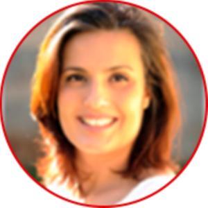Cátia Avelar, doutora pelo CEPEAD/UFMG e ex-aluna do CEGE